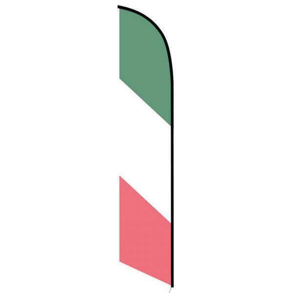Italian Feather Flag