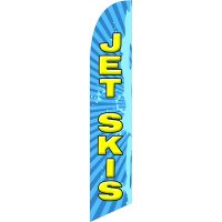 JetSkis Feather Flag Kit with Ground Stake