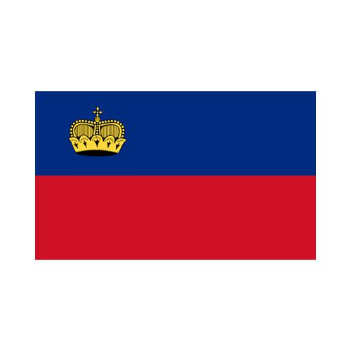 [OUT OF STOCK] Liechtenstein 3x5 Flag