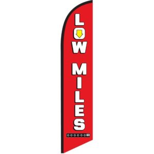 Low-miles-feather-flag-banner-NSFB-5816