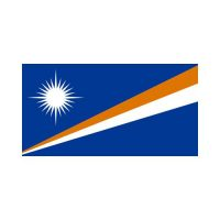 Marshall Islands 3×5 Flag