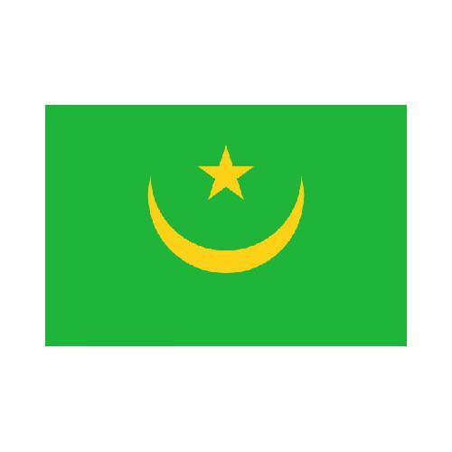 Mauritania 3x5 Flag