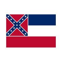 Mississippi State 3×5 flag