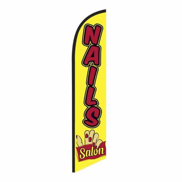 Nail-salon-feather-flag-ffn-5905