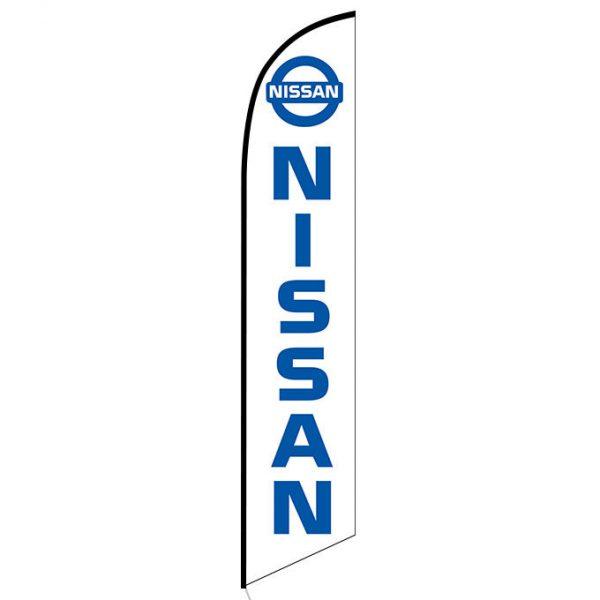 Nissan banner flag