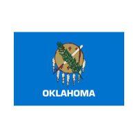 Oklahoma State 3×5 flag