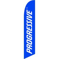 Progressive Feather Flag Kit with Ground Stake