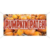 Pre-Design Halloween Vinyl Banners