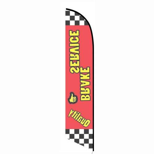 Quality-Brake-Service-Feather-Flag-FFN-5135