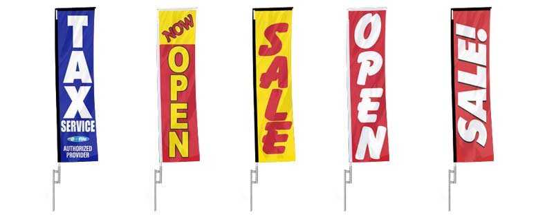 3b0f84e330b3 These Rectangle flags are in-stock and ready to ship ...