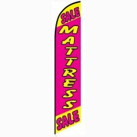 Sale Mattress Sale feather flag