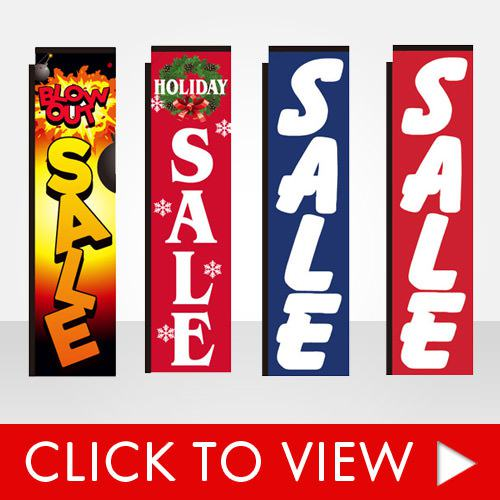 Rectangle Flags Sale In Stock