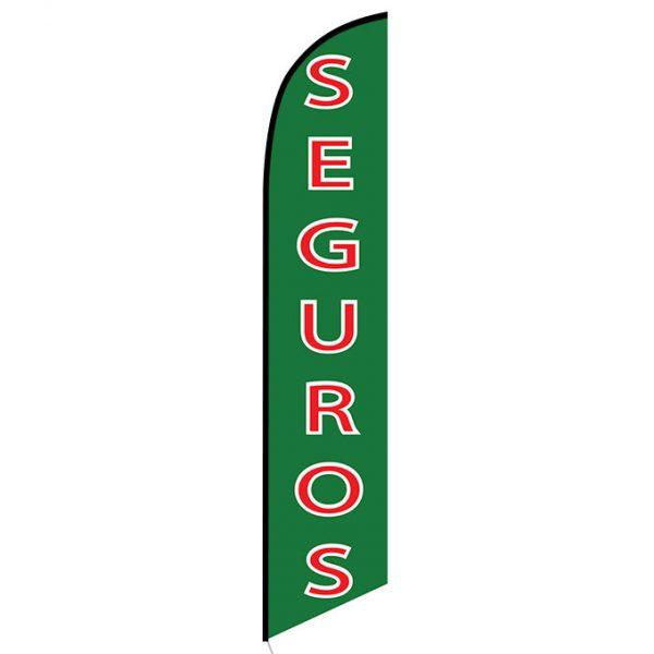 Seguros banner flag