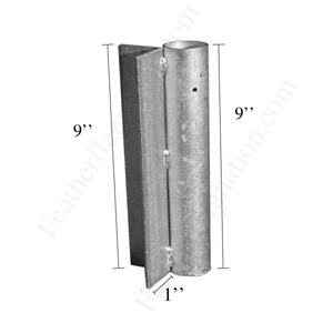 Pole Mount for Feather Flag Kits