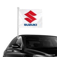 Suzuki–window-clip-on-flag-NSW-54