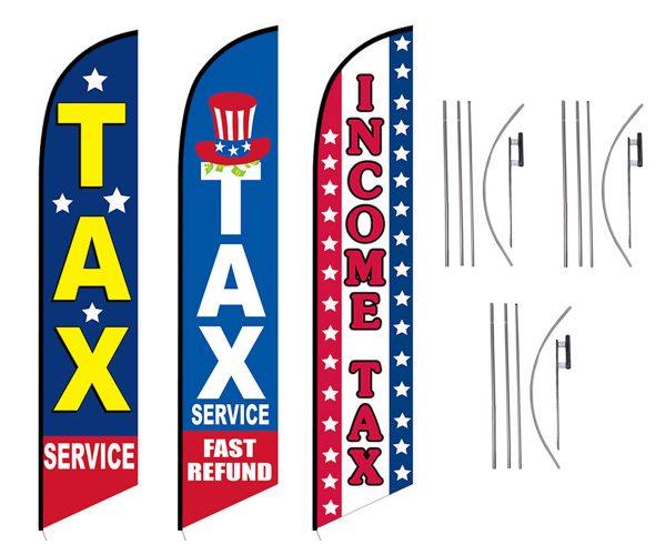 TAX SERVICE 3 PACK_FFN-5332, FFN-5428, FFN-5022C