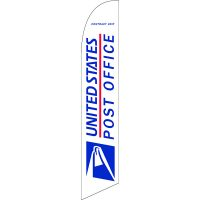 USPS Feather Flag Kit with Ground Stake