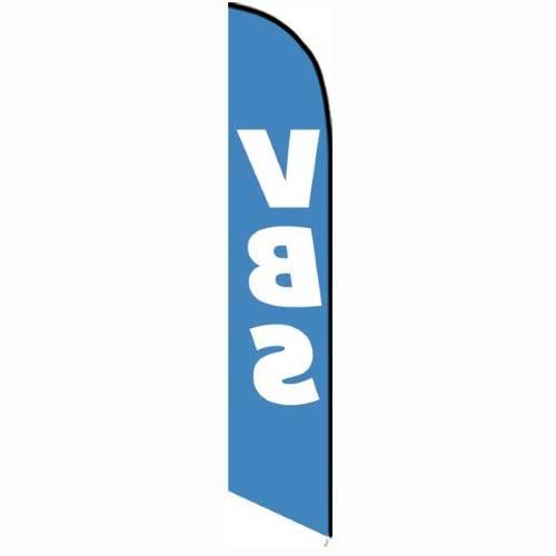 Vbs Feather Flag For Church