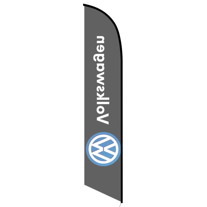 Volkswagen feather flag