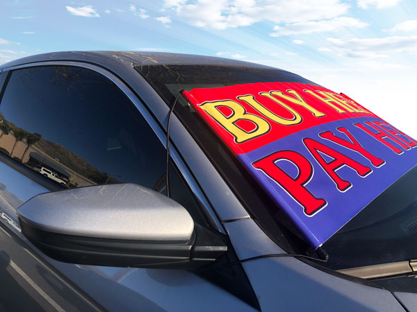 car-windshield-banners-left-side-view