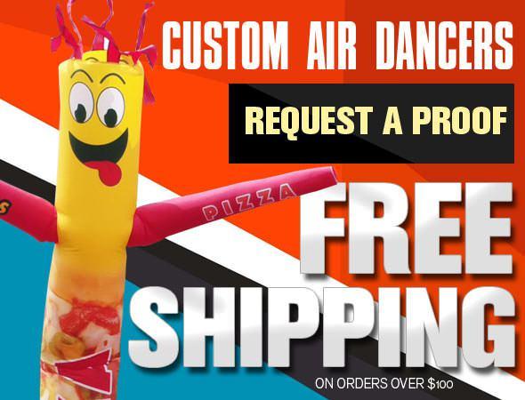 Custom Air Dancers
