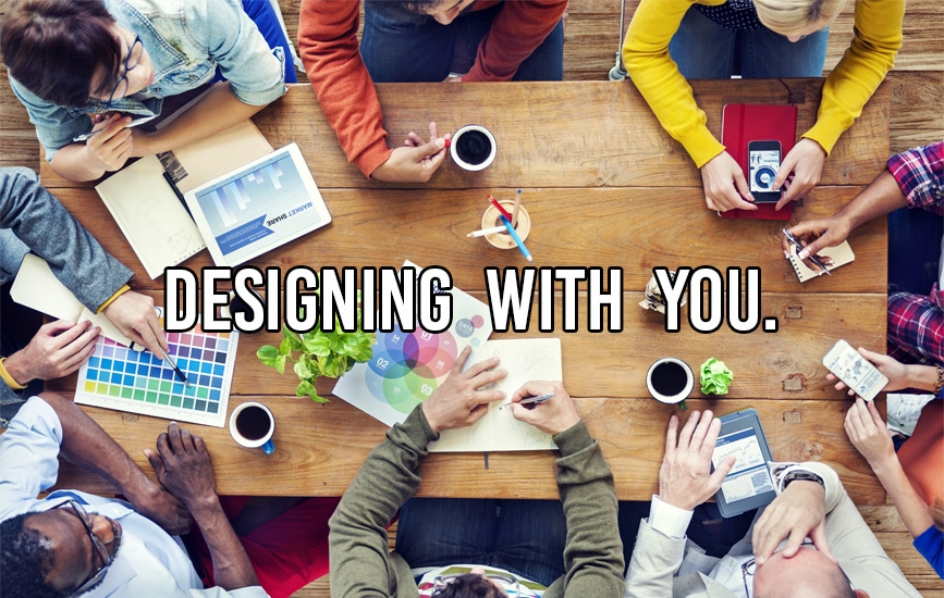 designing with you