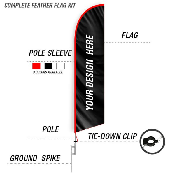 feather-flag-kit