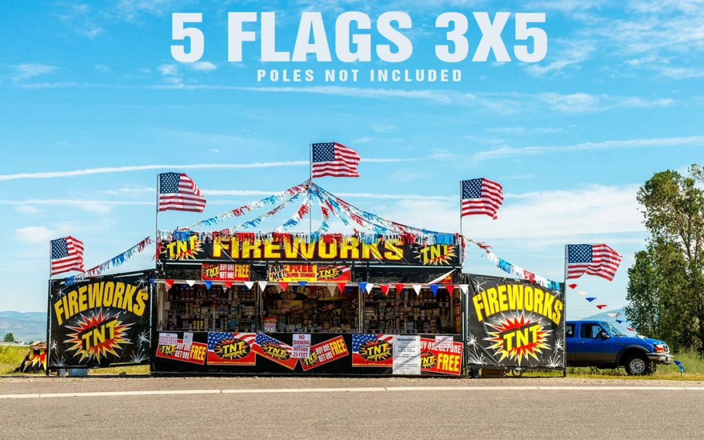 fireworks-stand-with-3x5-usa-flags