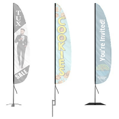 Hardware for Feather Flags and Flag Banners
