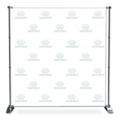 hardware for step and repeat banners