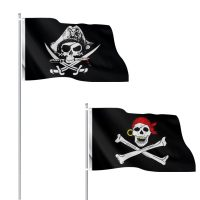 3x5 Pirate Flags
