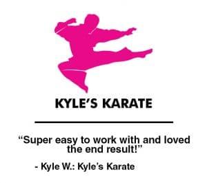 kyles karate review