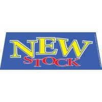 New Stock windshield banner