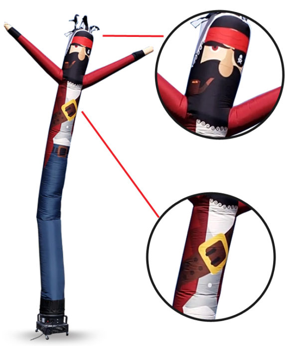 pirate-air-inflatable-tube-dancer-18ft-details
