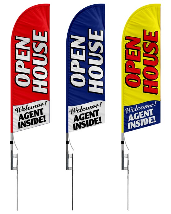 real-estate-6ft-feather-flags-open-house