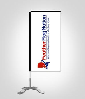 rectangle-banner-flag-with-cross-base
