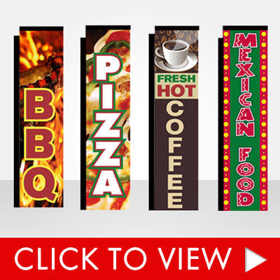 Restaurant banner flags category image