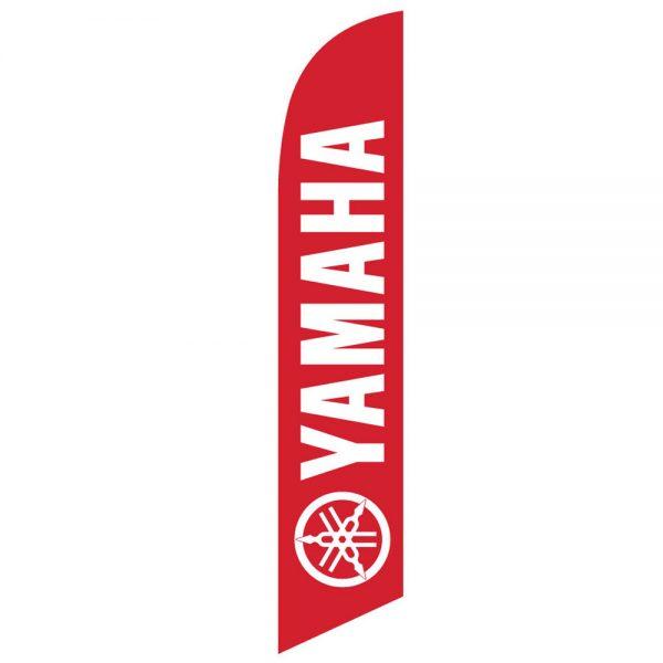Yamaha banner flag